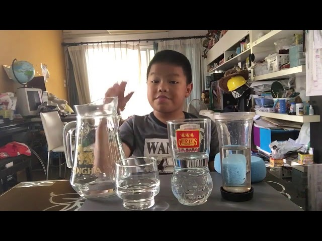 Pouring the water to different glasses   Nano 720p