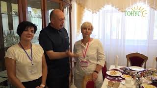 Хлеб Детокс и здоровое питание в санатории Пирогова