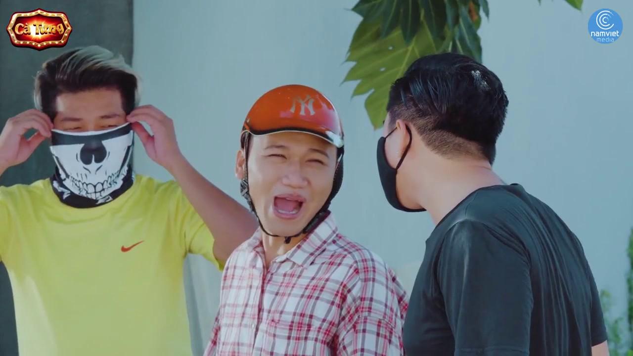 Hài 2017 Băng Cướp Cà Tưng - Xuân Nghị, Duy Phước, Thanh Tân [TRAILER]