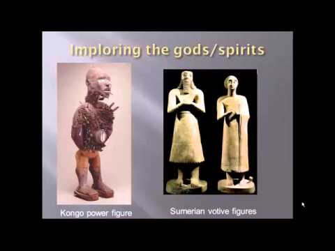 Sculpture in Ancient Japan; African power figures