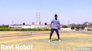 Malhari dance  my New  song  Ravi Robot
