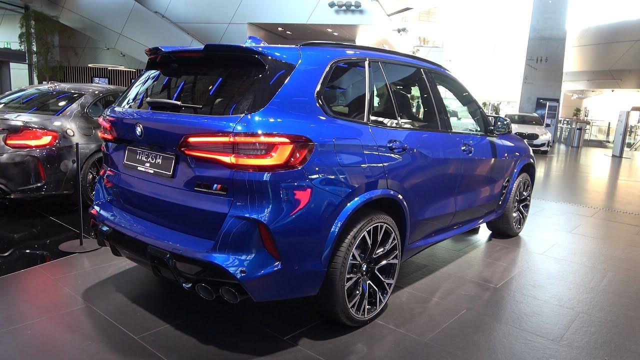 2021 BMW X5 M Competition - 4K POV Exterior