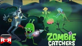 Zombie Catchers - iPad Mini Gameplay