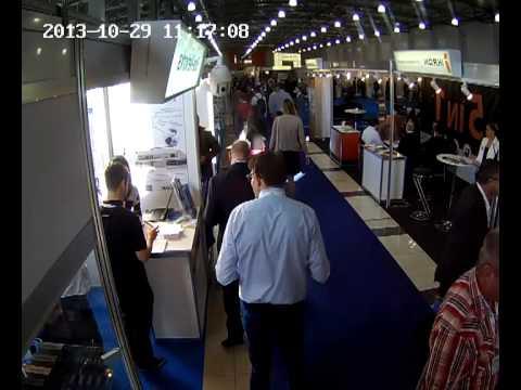VDX OD 1 3MP WDR ML professzionális dome kamera felvétele az ECEBE-n