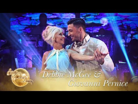 download Debbie McGee and Giovanni Pernice Viennese Waltz to 'She's Always A Woman'