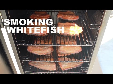 How To Smoke Whitefish