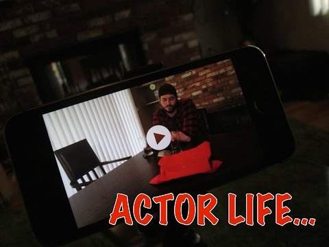 A DAY IN MY ACTOR LIFE...WITH SONEQUA MARTIN GREEN FROM THE WALKING DEAD