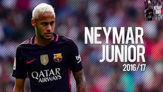 Neymar jr 2016/2017