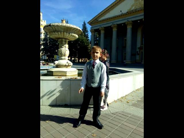 Игнатий Анистратенко читает произведение «Забытый фонтан» (Бунин Иван Алексеевич)