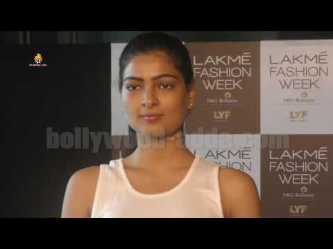 Lakme Fashion Week 2016 - Auditions Judges Actress Evelyn Sharma, Anita Dogre