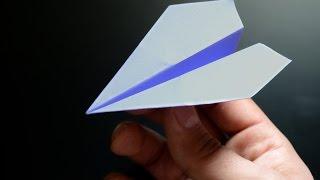 Origami: Mini Paper Airplane