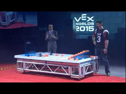 2015 2016 Vex Worlds New Game Unveiling Youtube