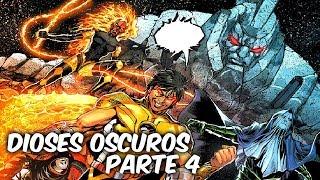 "LIGA DE LA JUSTICIA VS DIOSES OSCUROS ""DIOSES OSCUROS"" PARTE 4 @SoyComicsTj"