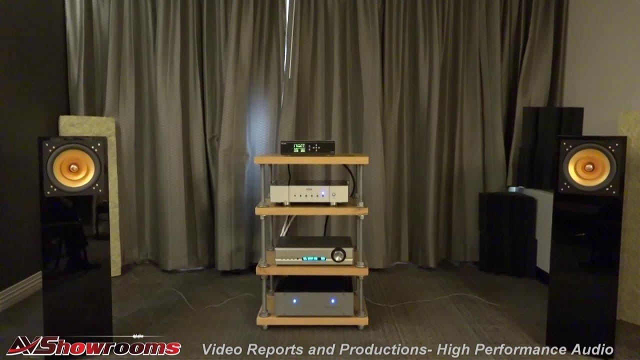 Cube Audio Nenuphar, Revolutionary 10 Inch Loudspeaker, Refined Audio, Pass  Labs, Award Winner, Capi