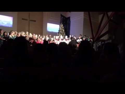 Hark! the Herald Angels Sing, One World Children's Choir, arr. Aaron Mitchell