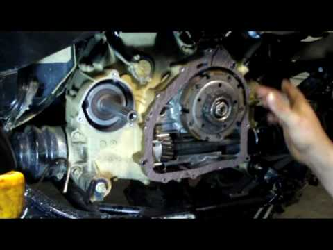 Epi Clutch Kit Wet Clutch Install Part 2 For A Suzuki 700