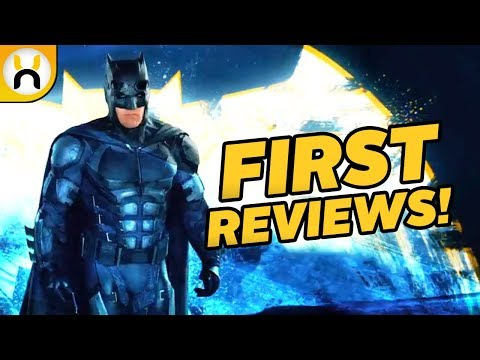 First Justice League Reviews Tease a Fun but Flawed Film