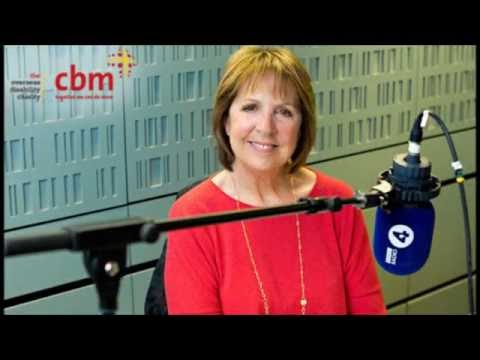 Dame Penelope Wilton talks about her support for CBM, the overseas disability charity