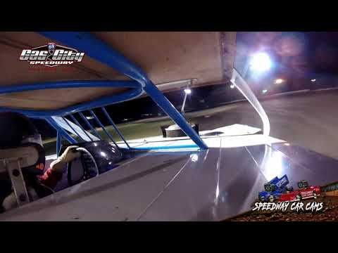 Winner #1 Logan Kirkman - UMP Mod - 5-24-19 Gas City I-69 Speedway - In Car Camera
