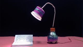 How to make amazing table lamp