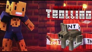Minecraft - Trolling | Transformam toti jucatorii in IEPURI !