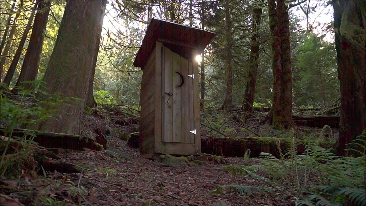 Somebody Found Shrek S Outhouse In Real Life Youtube