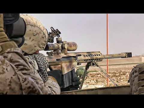Marines Fire Back • Afghanistan