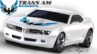 Behold the new Trans Am