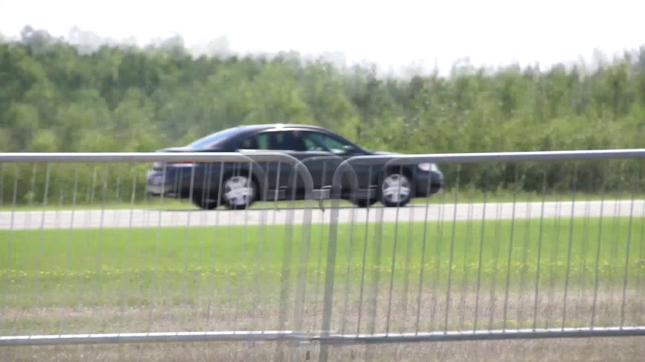 2013 Chevy Impala 12 88 - 1/4 mile V6 3 6 (E85+mods)