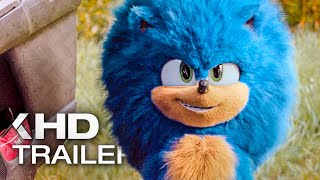 SONIC: The Hedgehog NEW Spots & Trailer (2020)