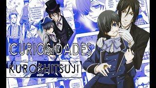 Download lagu KUROSHITSUJI CURIOSIDADES
