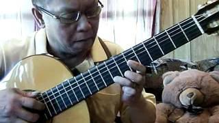 Natalia (G. Moustaky) + Tremolo (Reo Dây) - Guitar Solo by Bao Hoang