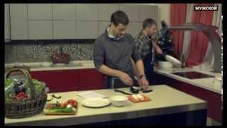 Моя кухня! Гость - артист Роман Полянский (30 выпуск)