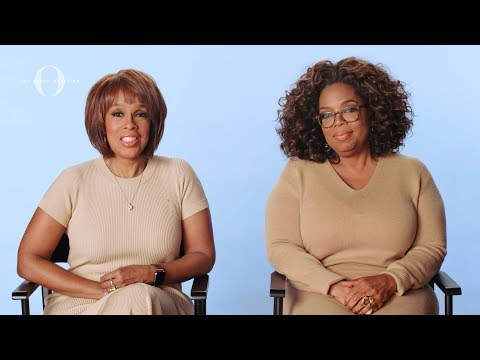 Kobi - Oprah And Gayle King Test Their Slang Word Knowledge!