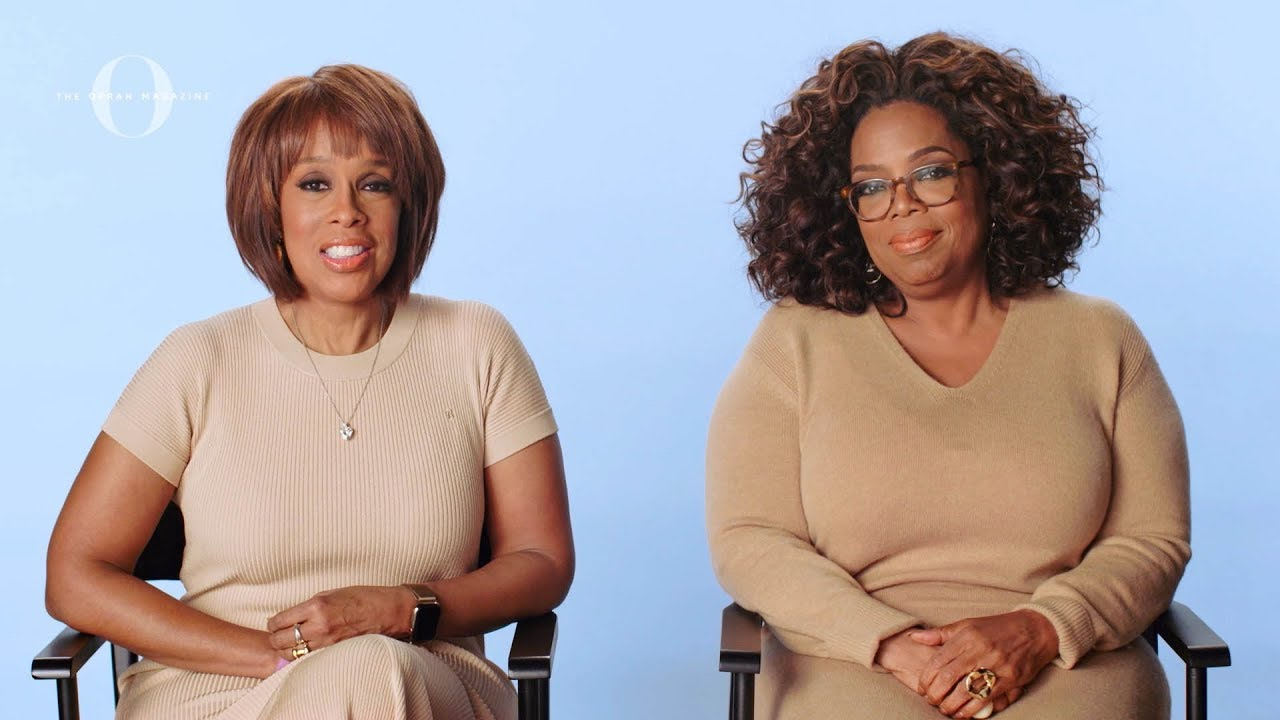 Oprah and Gayle Guess Slang Words | OG Chronicles | Oprah Mag