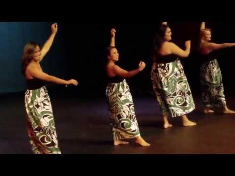 HAWAIIAN DANCE #1