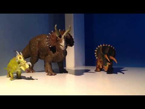 Ceratopsian herd promo