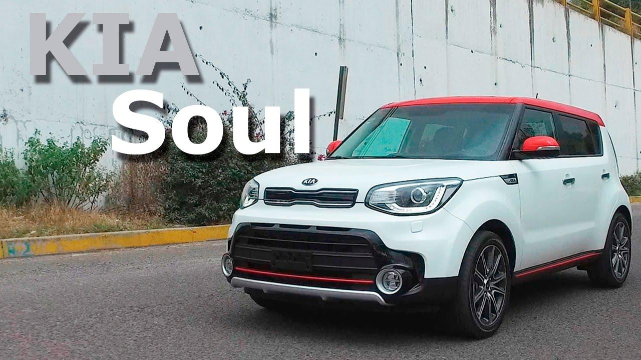 kia soul - motor turbo y rostro mejorado