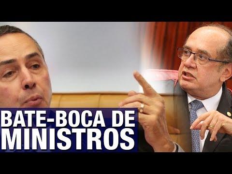 Resultado de imagem para Gilmar Mendes e Barroso