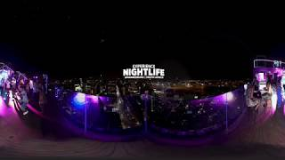 360 Degrees of Vibrant South African Nightlife