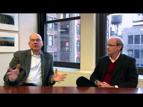 A Message from Timothy Keller and John Hutchinson - Support Redeemer City to City