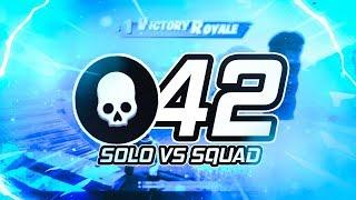 Download Video 42 KILLS WORLD RECORD - SOLO VS SQUAD - Siphon LTM (Fortnite Battle Royale) MP3 3GP MP4