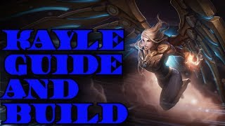 League Of Legends Guides   Kayle Strategy   Tips and Tricks