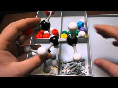 Organic Chemistry Model Set Review