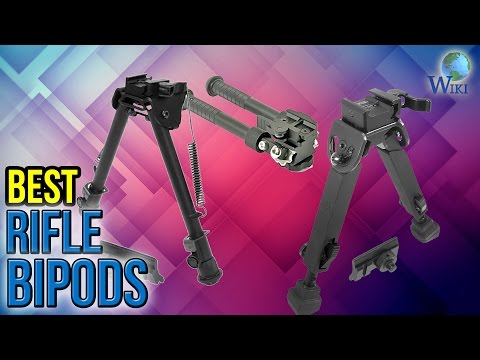 10 Best Rifle Bipods 2017