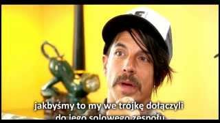 Interview with Josh Klinghoffer and Anthony Kiedis (2012) - Part II