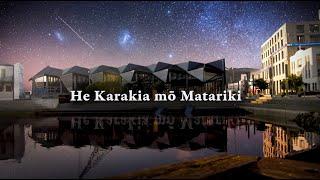 He Karakia mo Matariki \ Wellington City 2020