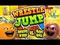 Midget Apple - Wrestle Jump w/ Annoying Orange
