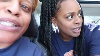 HILARIOUS BLACK FAMILY ROADTRIP! | MY FIRST VLOG!!