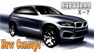 2017 BMW X7 Release Date and News Update